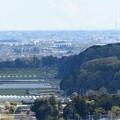 Photos: 遥か東京スカイツリーを目指すリバティ