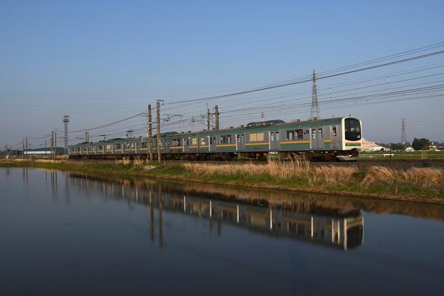 Photos: 205系Y8編成黒磯行き