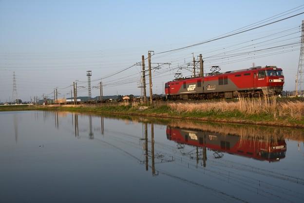 Photos: 金太郎57号機牽引3058レ隅田川行き
