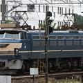 宇都宮貨物(タ)にEF66 27号機