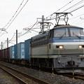 Photos: EF66 122号機牽引4093レ