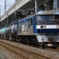 桃太郎116号機牽引臨貨8586レ