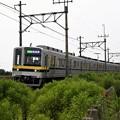 東武宇都宮線20400型南栗橋行き