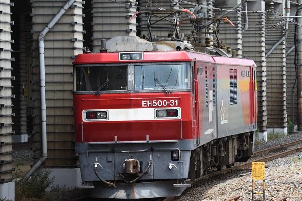 金太郎51号機単機小山11番発車