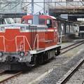 Photos: 小山14番から水戸線へ向かうDE10 1697号機