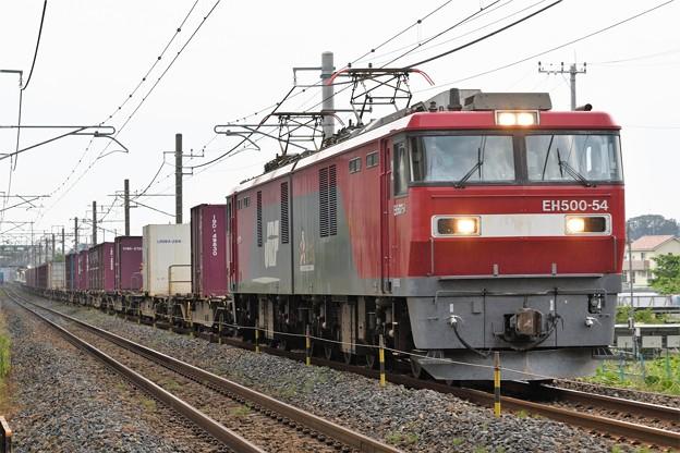 Photos: 金太郎54号機牽引3057レ