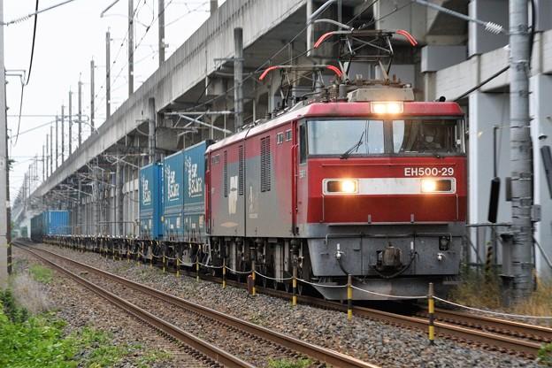 金太郎29号機牽引トヨロン4052レ