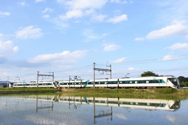 東武500系特急リバティけごん40号・リバティ会津140号