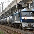 Photos: 桃太郎157号機牽引8680レ