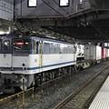 Photos: EF65 2093牽引4073レ小山11番待避
