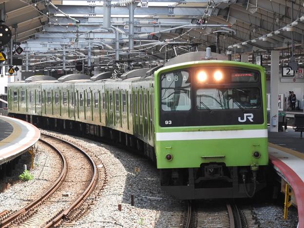 201系おおさか東線新大阪行き