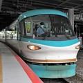 オーシャンアロー編成特急くろしお16号新大阪到着