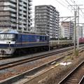Photos: EF210-315号機牽引3051レ