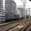 Photos: EF510-501号機牽引4076レ