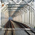 Photos: おおさか東線(城東貨物線)淀川橋梁