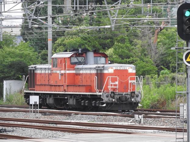 DD51 1193単機 亀山配給返却8735レ