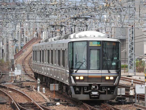 233系区間快速大阪行き