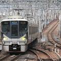 Photos: 225系快速米原行き尼崎入線