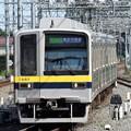 Photos: 東武20400型東武宇都宮行き南栗橋入線