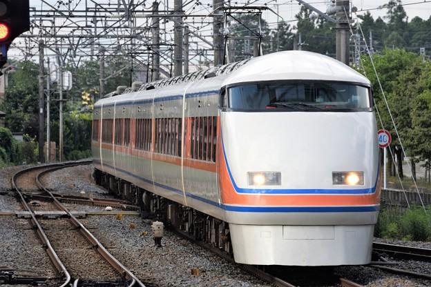 東武100系スペーシア特急けごん36号新大平下通過