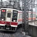 東武6050系急行南栗橋行き