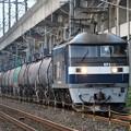 Photos: 桃太郎125号機牽引石油返空8680レ