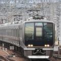 Photos: 321系区間快速同志社前行き