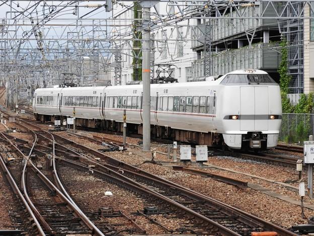 289系特急こうのとり14号新大阪行き