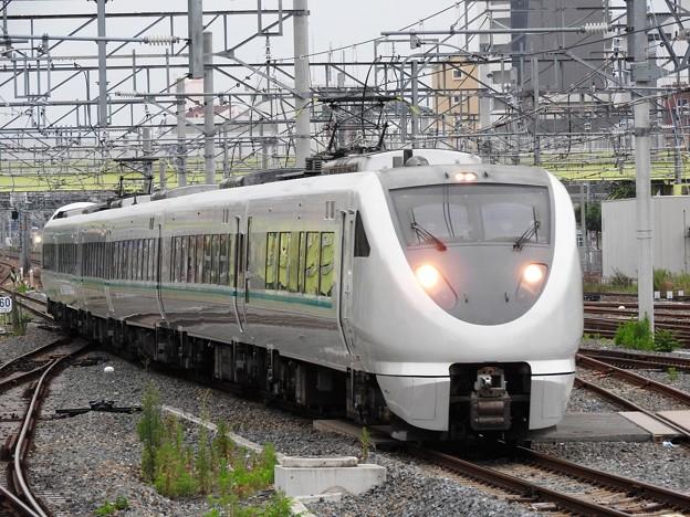 くろしお19号新大阪入線