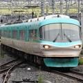 283系特急くろしお21号新大阪入線