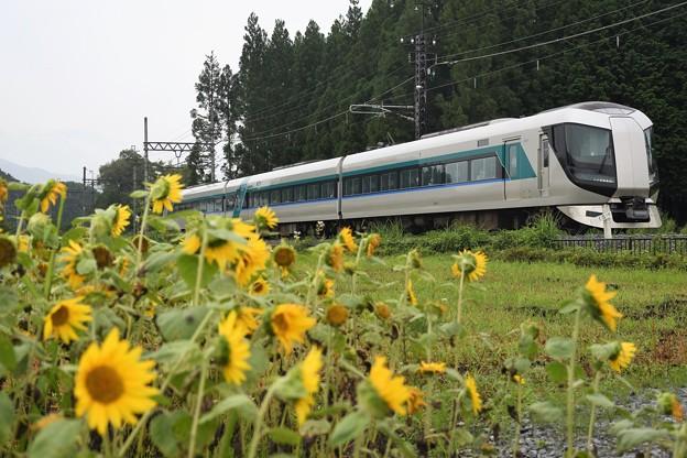 東武500系特急リバティ会津128号