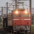 Photos: EF81 81号機牽引宇配8937レ接近
