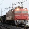 EF81 81号機牽引宇配8937レ通過