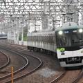 Photos: 京阪7200系25周年HM付き