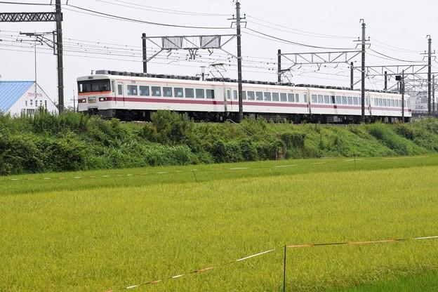 東武350系臨時特急きりふり281号東武日光行き