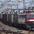 EH500-12 牽引94レ雀宮通過