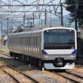 Photos: E531系水戸線小山行き岩瀬入線