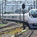 Photos: E657系特急ときわ61号友部2番入線