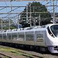 Photos: E657系特急ひたち14号友部1番通過
