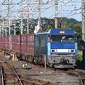 Photos: EH200-15牽引89レ武蔵野線東浦和通過