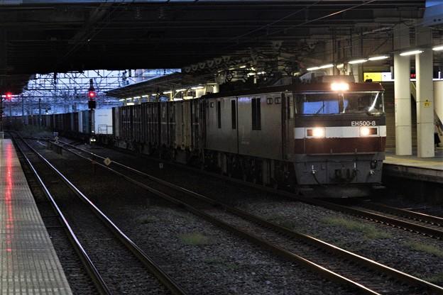 Photos: 金太郎8号機牽引8062レ小山12番通過