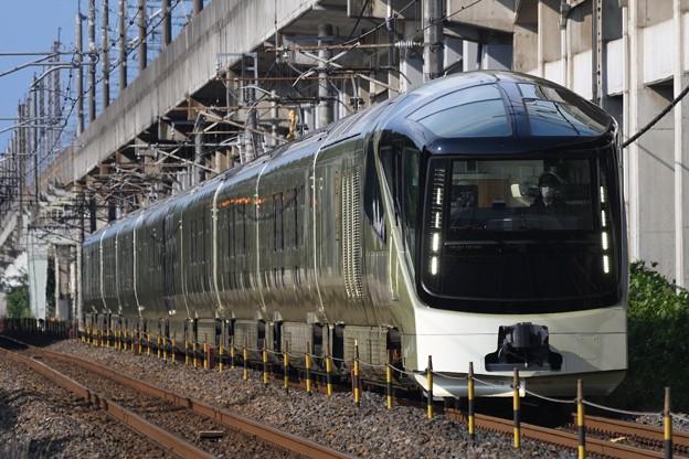 宇都宮線を行くTRAIN SUITE四季島