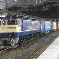 EF65 2089号機牽引4073レ 通勤帰りの小山にて