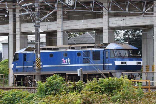 桃太郎111号機新塗装