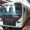 Photos: E257系特急踊り子号初乗車