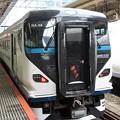 E257系特急踊り子号東京~熱海乗車