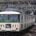 185系特急踊り子9号熱海入線