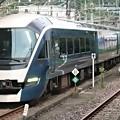 E261系特急サフィール踊り子1号熱海2番入線