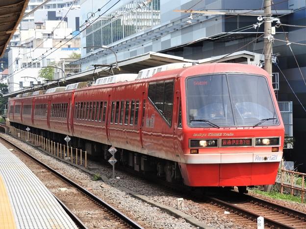 伊豆急リゾート21熱海発車