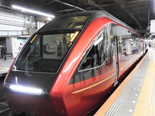 近鉄80000系ひのとり鶴橋発車